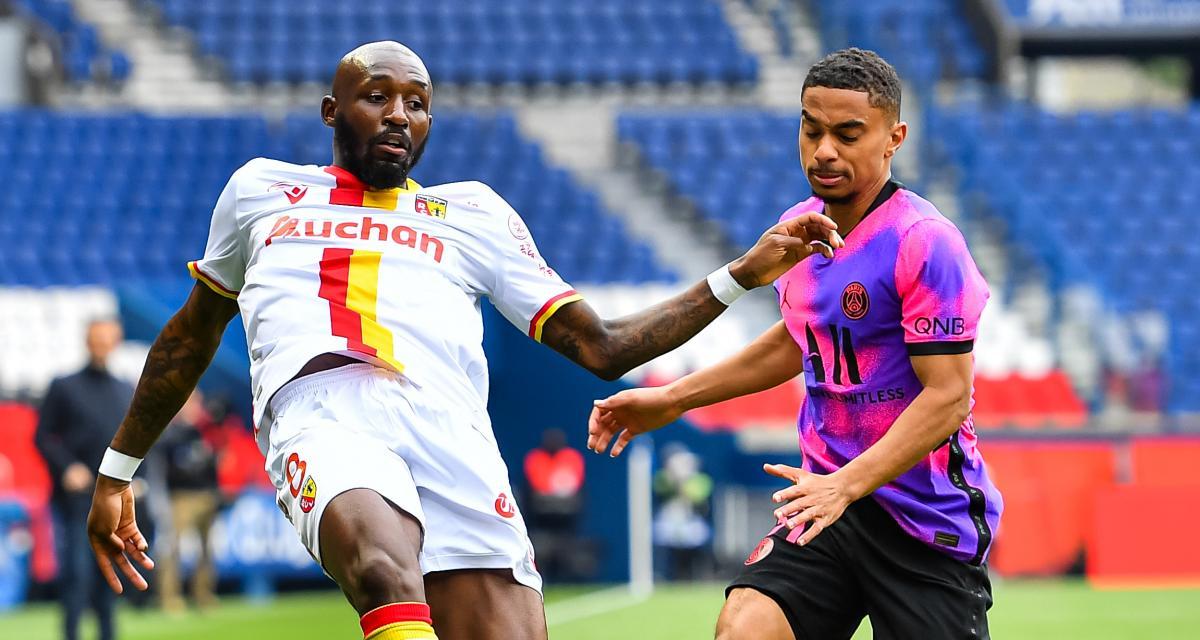 PSG - RC Lens (2-1) : les tops et les flops d'une défaite rageante pour les Sang et Or