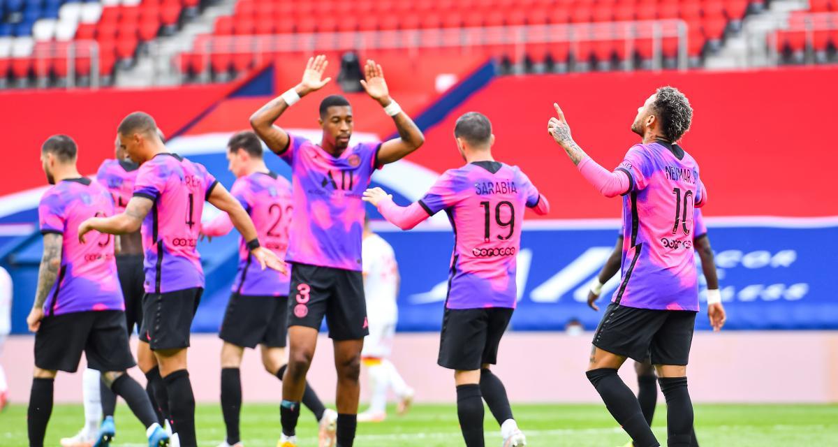PSG – RC Lens (2-1): porté par ses Brésiliens, le PSG domine Lens avant Manchester City