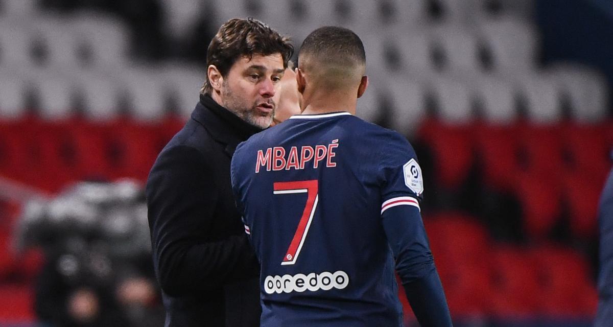 PSG - RC Lens (2-1) : Pochettino parle de Mbappé avec Manchester City