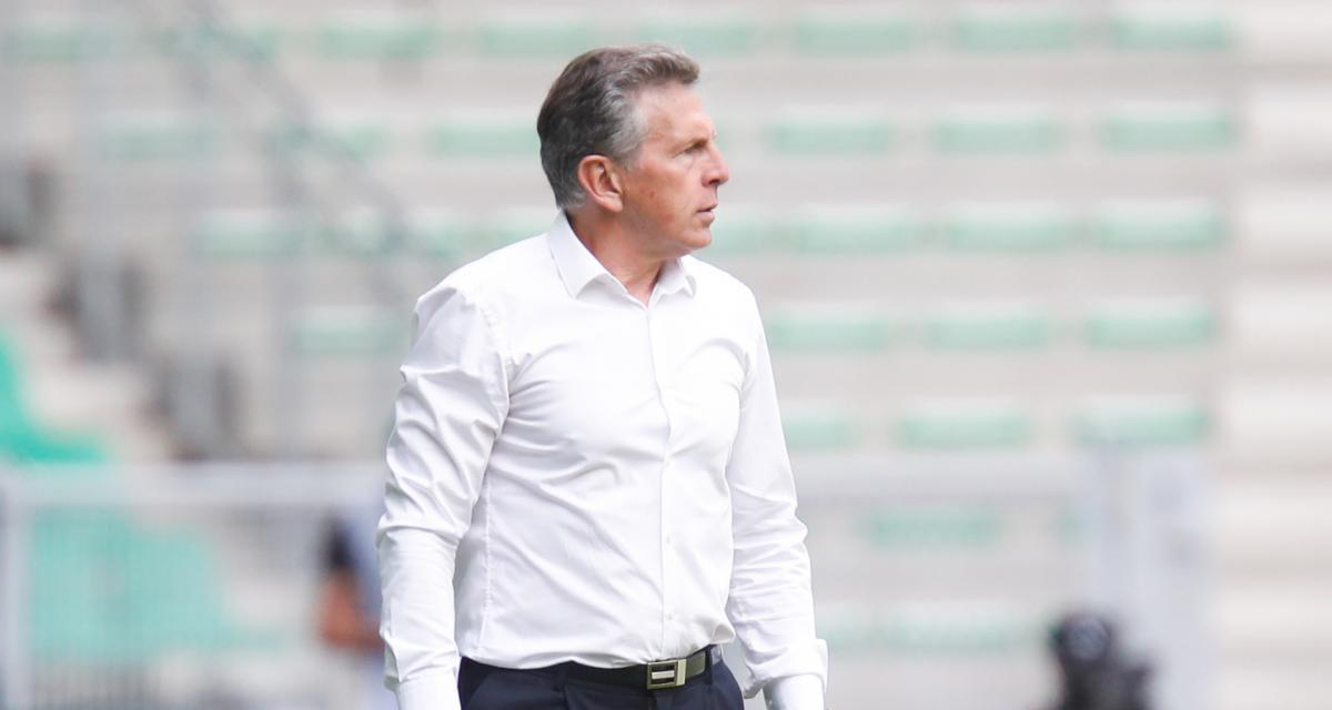 ASSE : un retour et une absence remarquée dans le groupe pour Montpellier