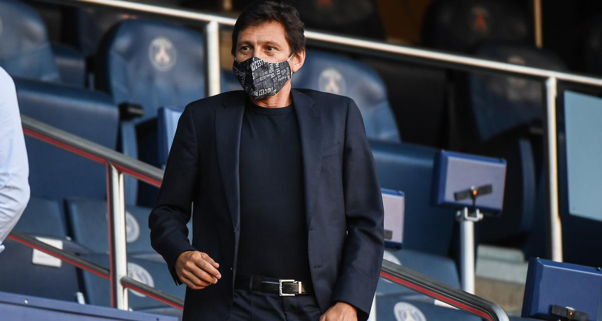 PSG - RC Lens (2-1) : le dérapage de Leonardo dicté par Neymar et l'OM ?
