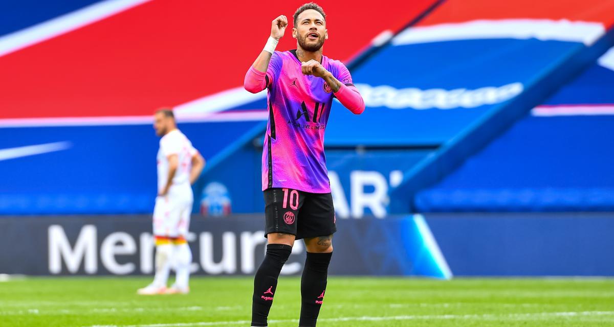 PSG - RC Lens (2-1) : les Sang et Or ont épuisé Neymar & Co avant City