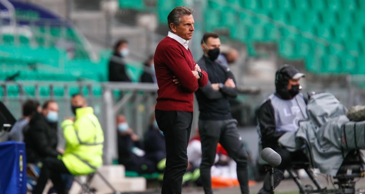 ASSE : Puel a une dernière incertitude, gros coup de pression à Montpellier !