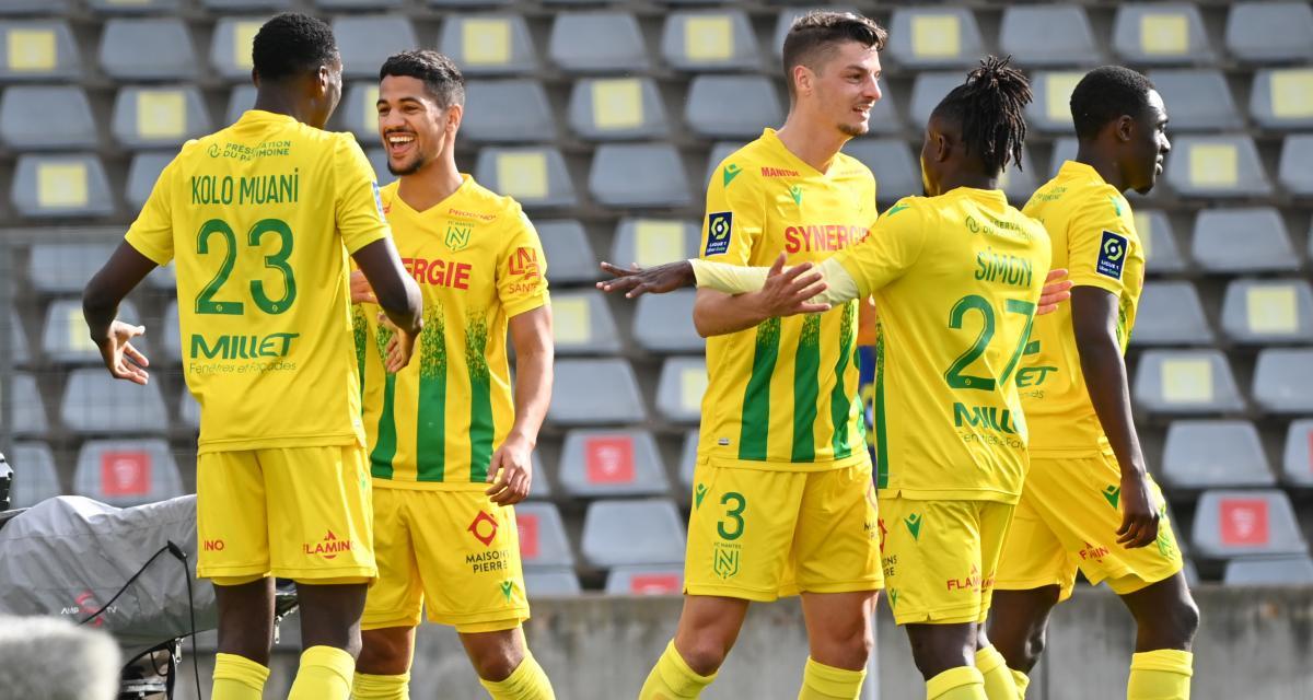 Stade Brestois - FC Nantes (1-4) : les 3 raisons du réveil des Canaris dans la course au maintien
