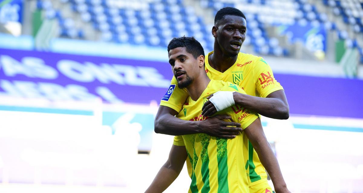Résultats Ligue 1: le FC Nantes déroule, Lorient tient la cadence, les résultats