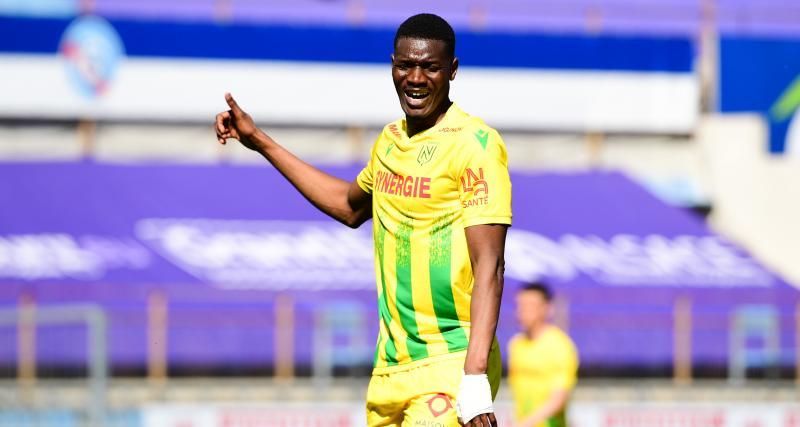 Premier but de la saison pour Coulibaly