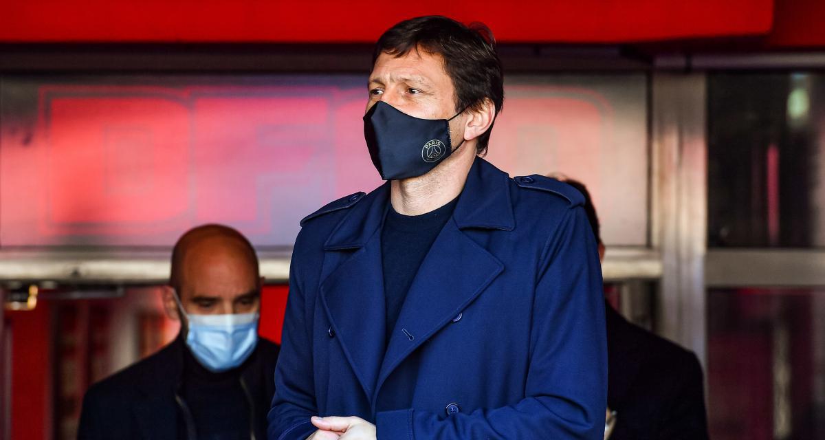 PSG: une lourde sanction attendrait Leonardo après son coup de sang!