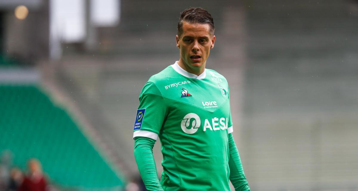 Résultat Ligue 1: Montpellier 1-1 ASSE (mi-temps)