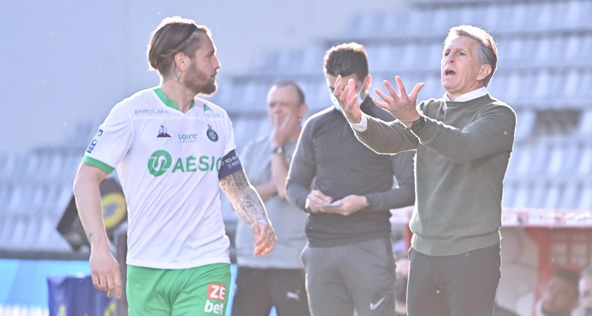 Montpellier – ASSE (1-2): le maintien acquis, Debuchy fait part de son soulagement!