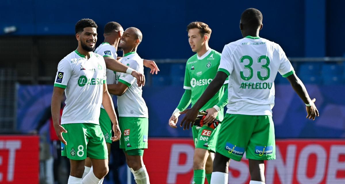 Montpellier – ASSE (1-2) : Hamouma, Debuchy, les briscards valident leur maintien... les notes des Verts à la Mosson