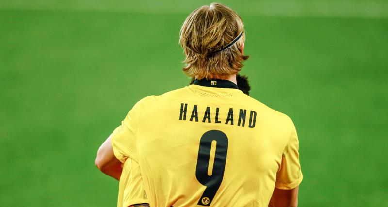 """""""Haaland jouera pour Dortmund la saison prochaine"""""""