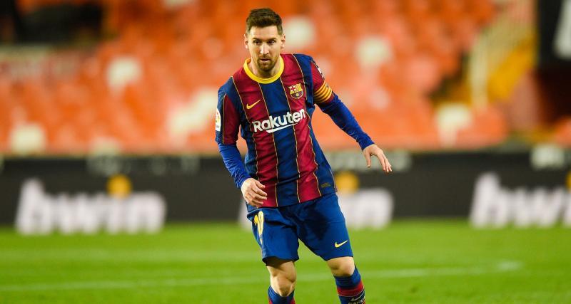 29e pénalty manqué par Messi dans sa carrière