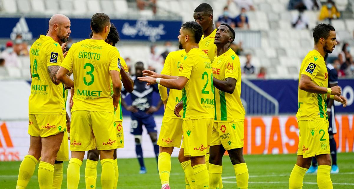 FC Nantes : le carton à Brest a masqué un couac chez les Canaris