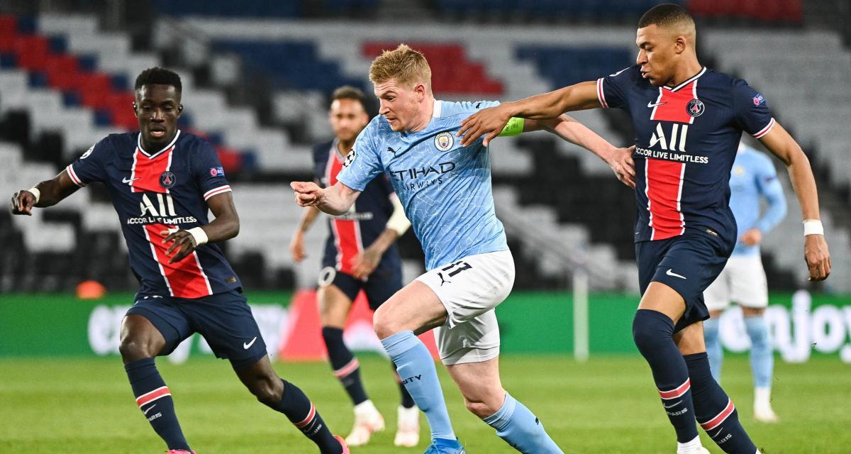 Ligue des Champions : Manchester City - PSG, les compos probables et les absents