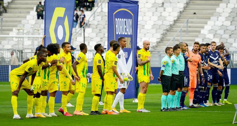 FC Nantes – L'oeil de Denis Balbir: «Bordeaux sera le match de l'année»
