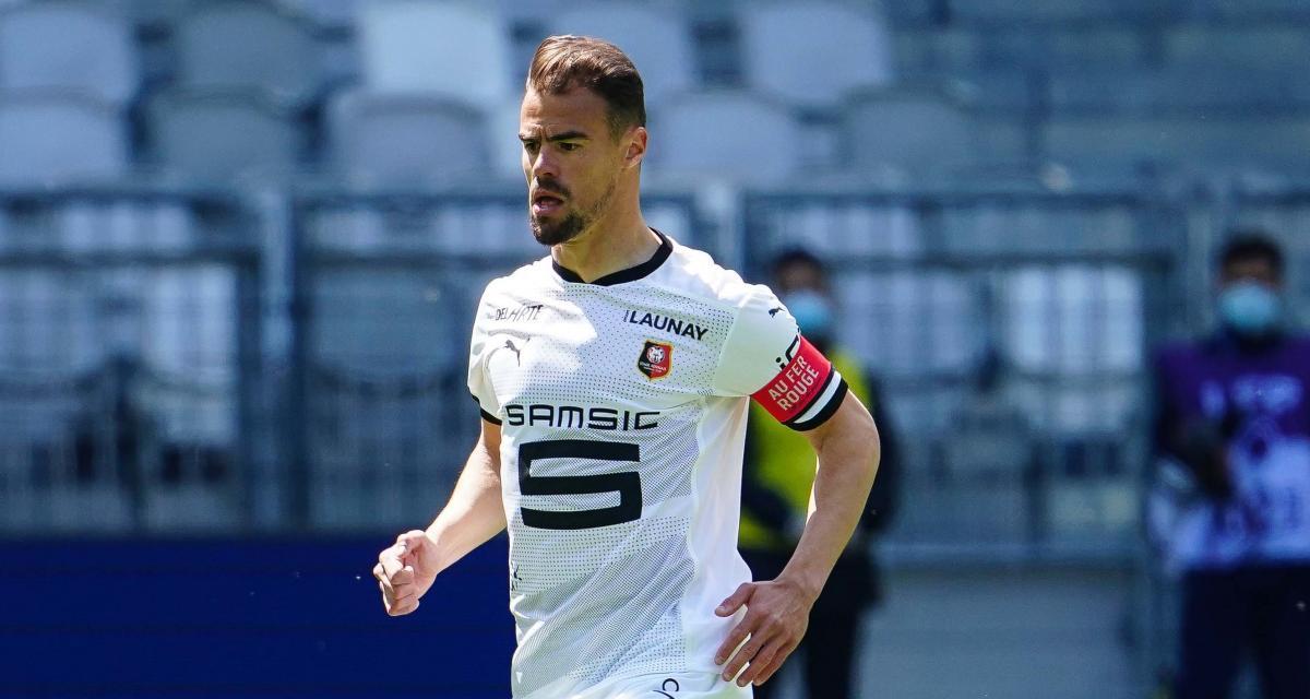 Stade Rennais - Mercato : Da Silva va partir… mais pas aux Girondins !