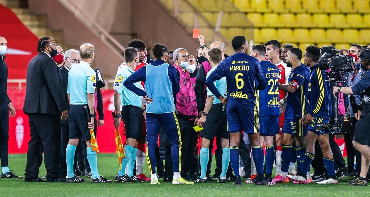 Monaco – OL (2-3): de nouvelles images de la bagarre, d'autres têtes pourraient tomber!