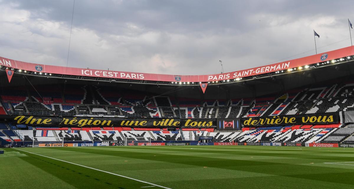 PSG: les Ultras font exploser leur «rage» avant Manchester City