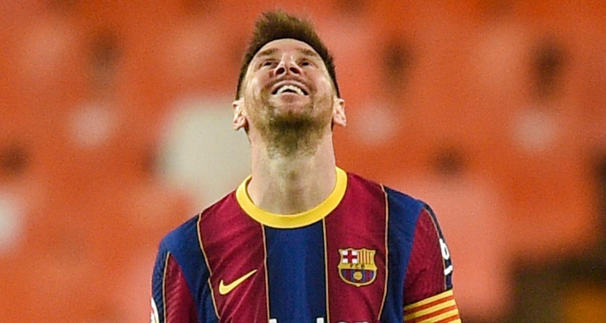 FC Barcelone : Messi pourrait valoir une grosse sanction au club !
