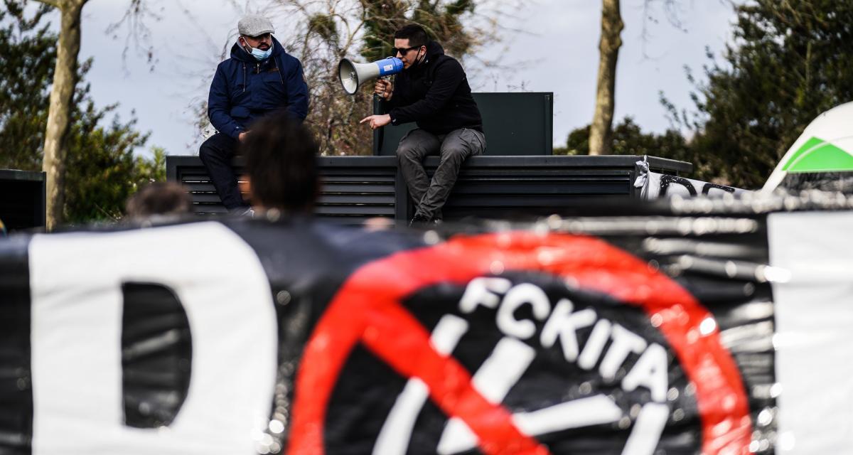 FC Nantes: les anti-Kita vont remettre un coup de pression avant le derby contre Bordeaux