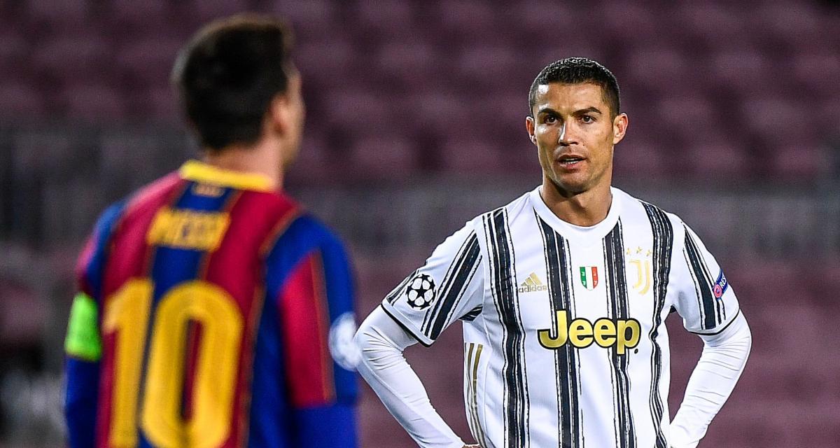 Juventus, FC Barcelone : la preuve que Messi manque à Ronaldo