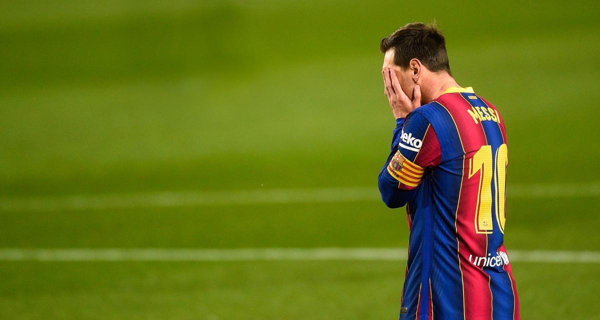 Les infos du jour: la boulette de Messi, coup de théâtre dans la vente ASSE, le PSG se prépare à l'exploit