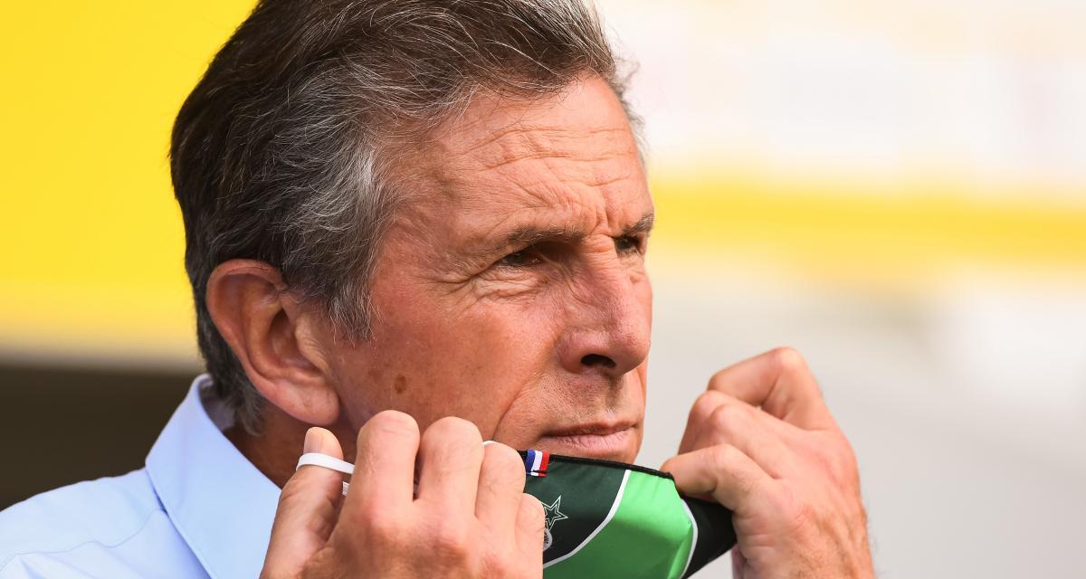 ASSE – Mercato : Claude Puel peut déjà oublier une option en défense