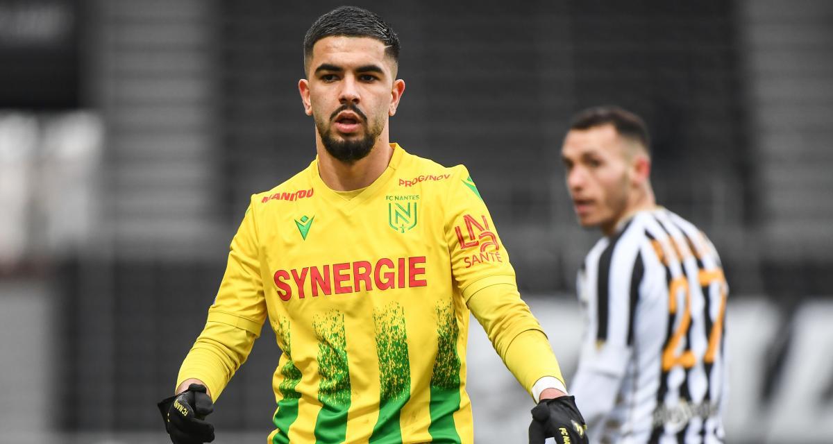 FC Nantes: Imran Louza se prépare à un été animé