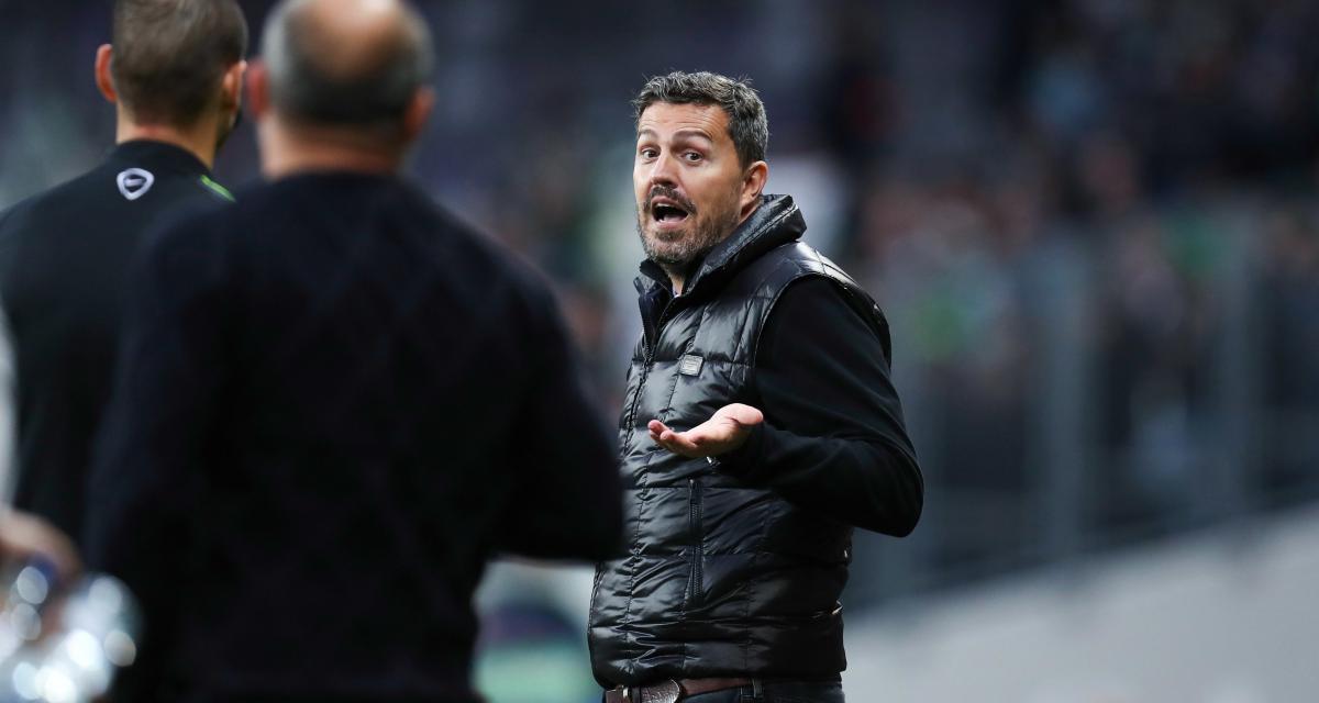 Stade de Reims, ASSE: Oscar Garcia va déjà avoir un premier dossier chaud à gérer
