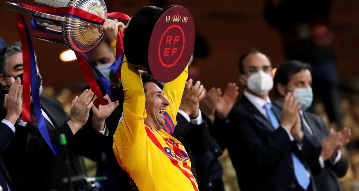 FC Barcelone, PSG: Messi règne toujours en maître, Neymar résiste mieux que CR7 et Mbappé