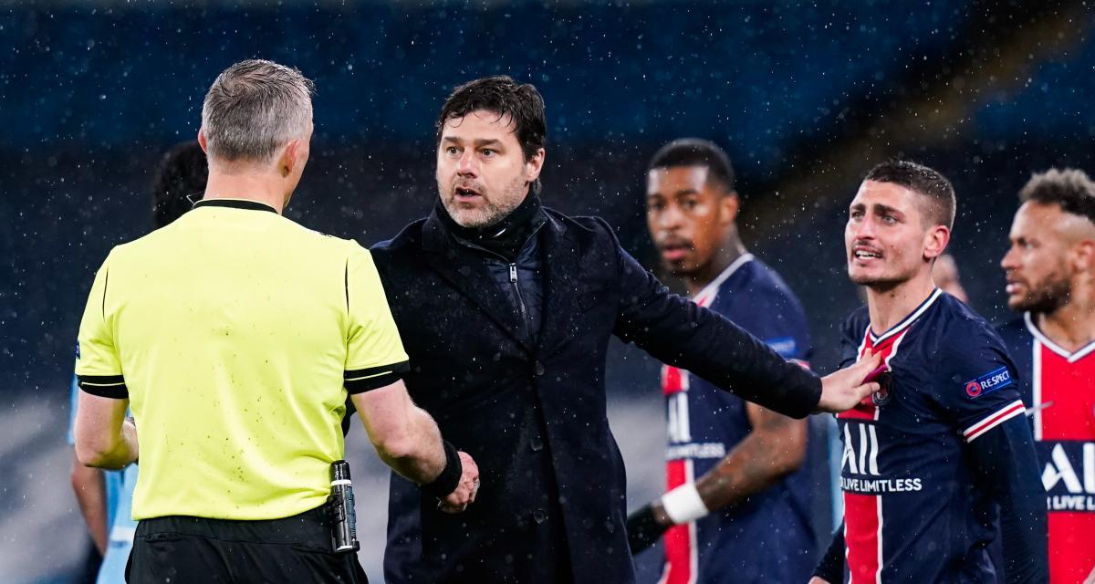 Manchester City - PSG (2-0) : les Parisiens se paient l'arbitre !