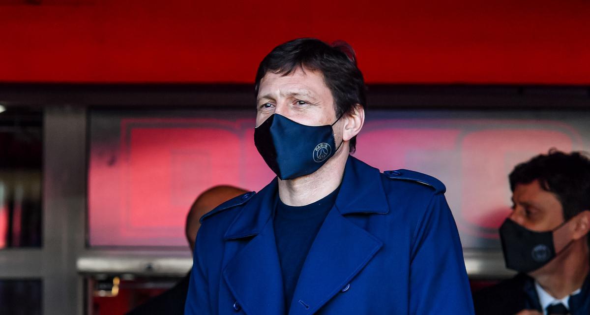 Manchester City - PSG (2-0) : arbitrage, Mercato... Leonardo dribble les sujets sensibles et fait une annonce sur l'avenir