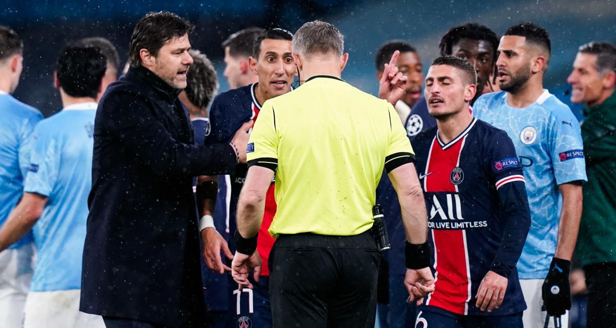 Manchester City - PSG (2-0) : le 4e arbitre a aussi déraillé, enquête lancée par l'UEFA ?