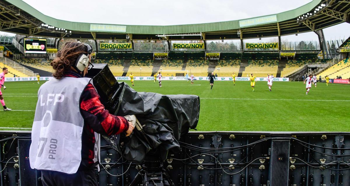 Nantes - Bordeaux : sur quelle chaîne voir le match ?