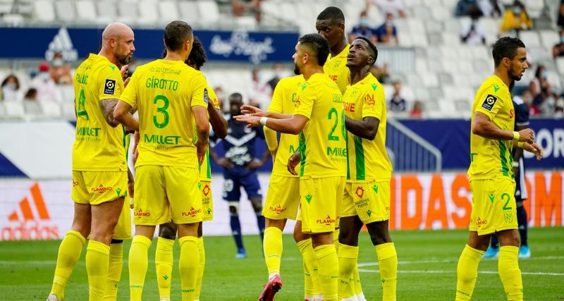 Nantes - Bordeaux sur Canal+Sport