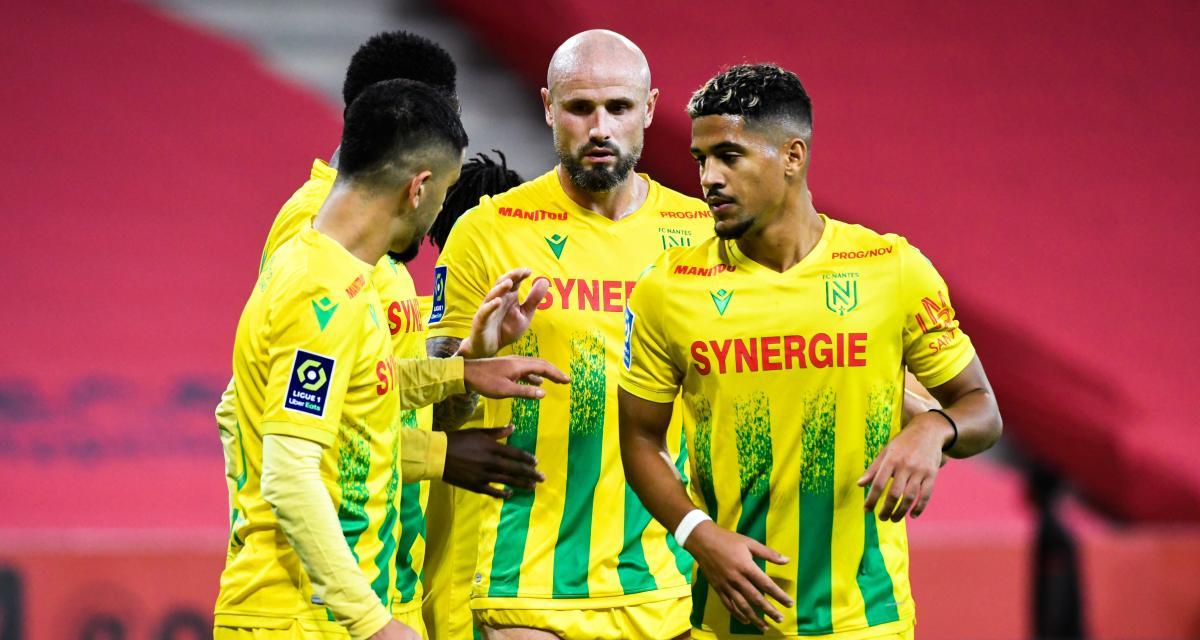 FC Nantes : les Canaris rivalisent avec le PSG et le LOSC