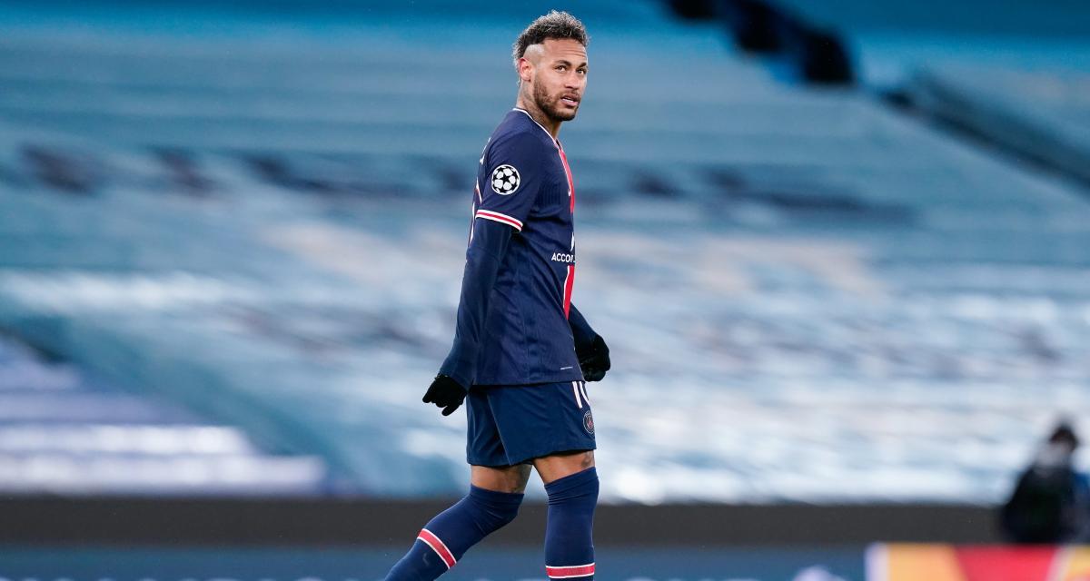 Manchester City - PSG (2-0) : Neymar massacré, son mode guerrier a été indécent