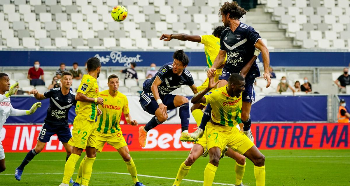 FC Nantes : la menace porte un nom aux Girondins