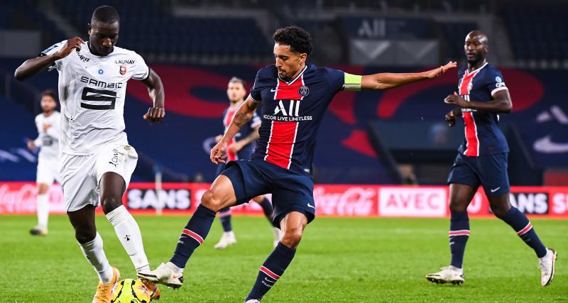 Rennes - PSG sur Canal+