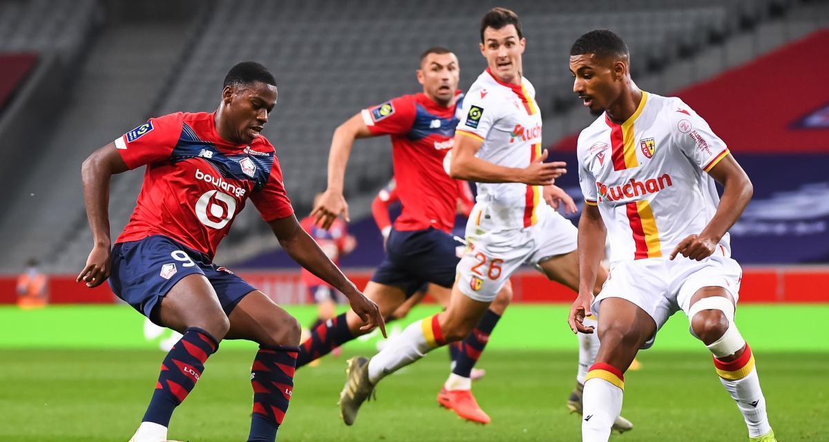 Ligue 1 : Lens - Lille, les compos probables et les absents