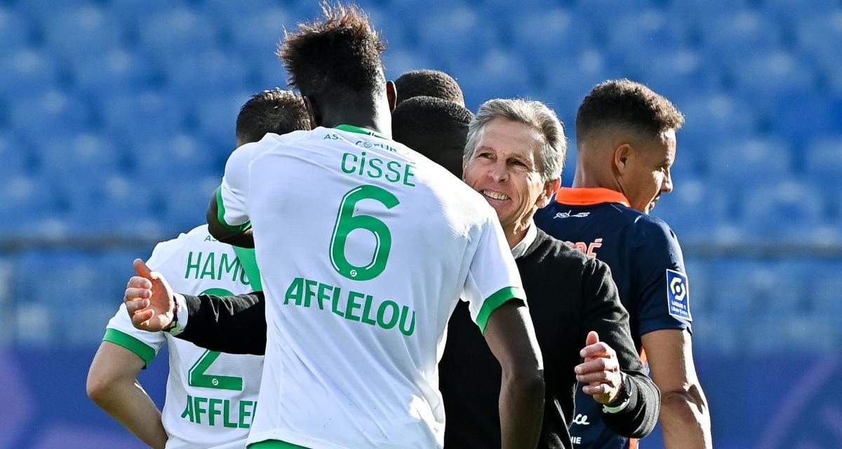 ASSE - Mercato : l'Olympiakos ne fera pas de cadeau pour Cissé, Puel a un plan B