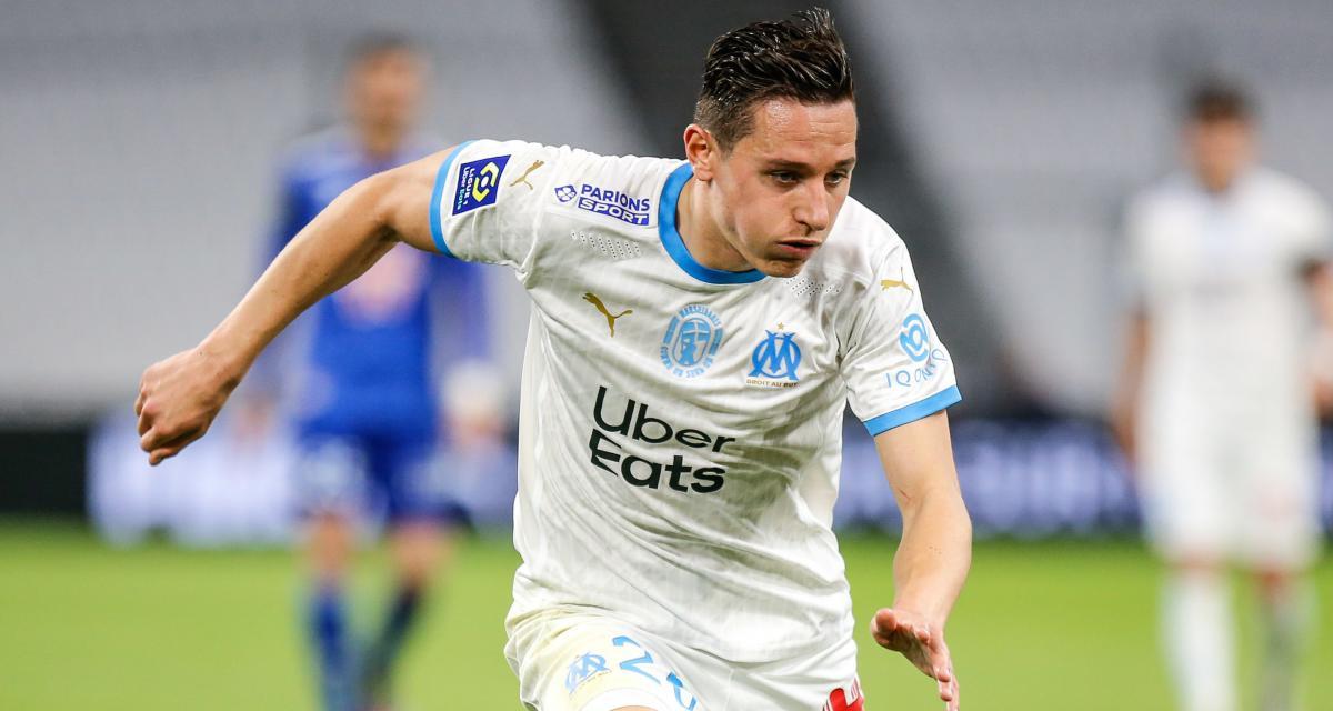 OM - Mercato : Thauvin aurait signé dans le club de Gignac !