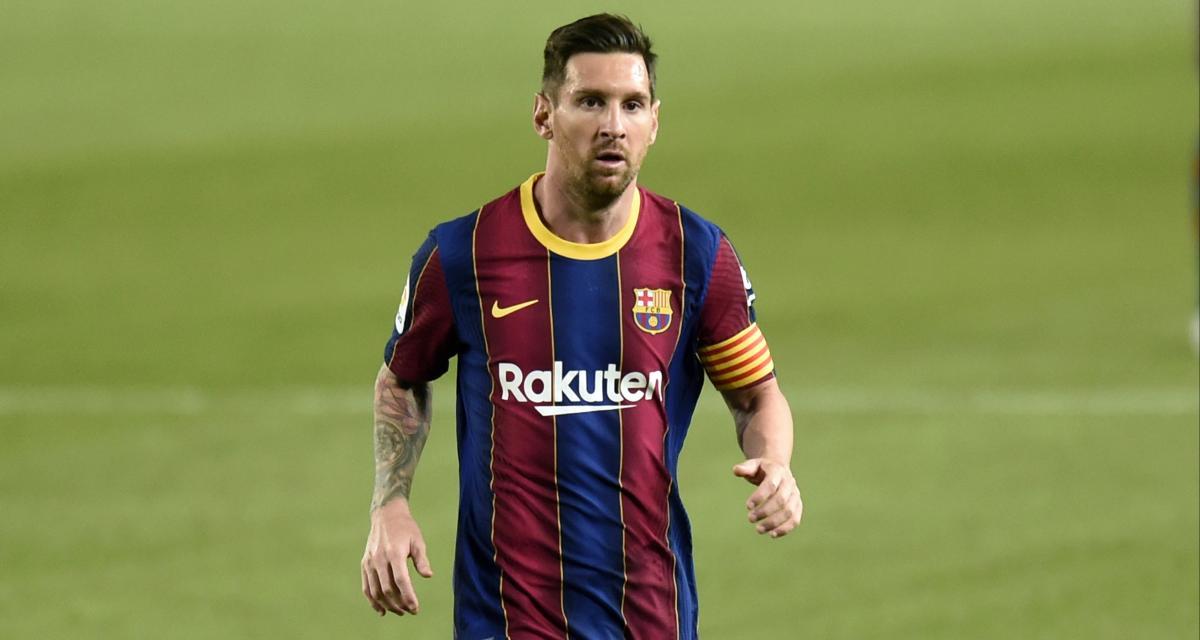 FC Barcelone : Lionel Messi prépare un gros coup en vue du titre