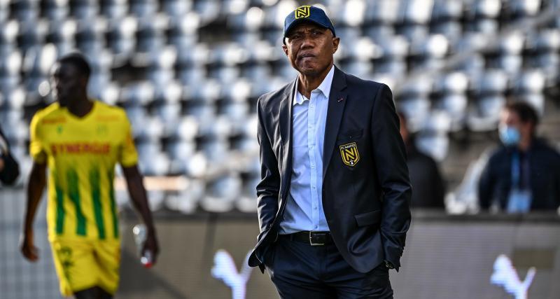 FC Nantes - Girondins : pitié, maintien, atrocité... les mots forts de Kombouaré avant le derby !