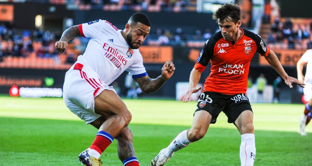 Ligue 1 : Lyon - Lorient, les compos probables et les absents