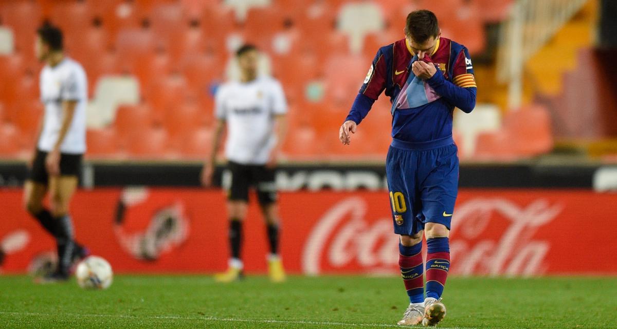 FC Barcelone : une grosse polémique enfle autour de Lionel Messi