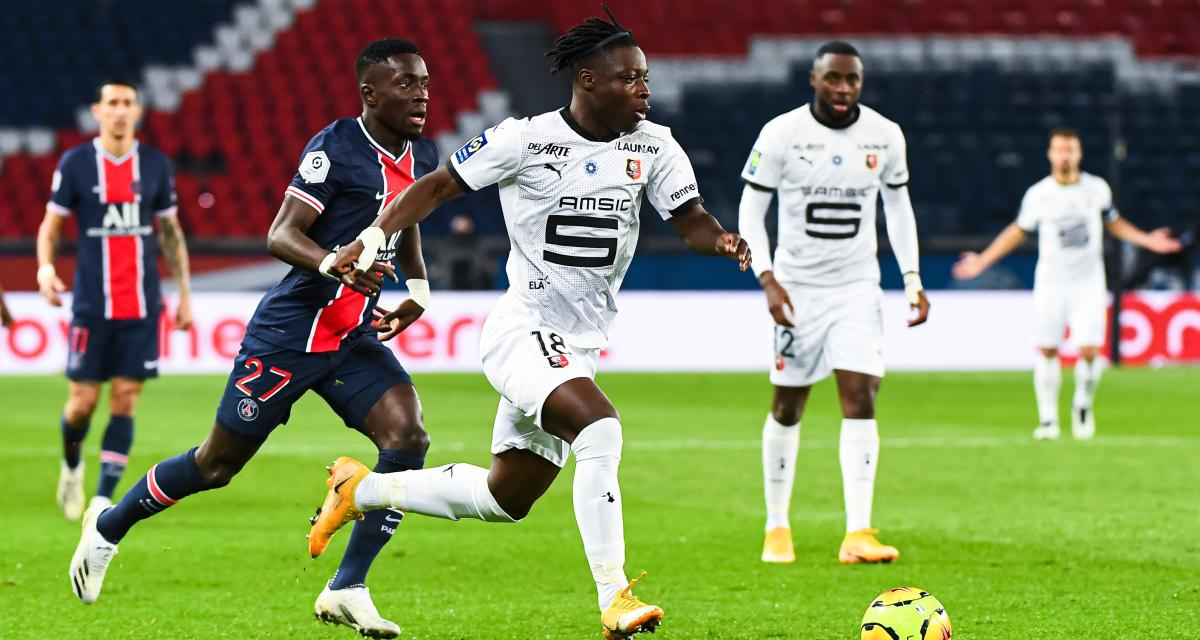 Ligue 1 : Rennes - PSG, les compos probables et les absents