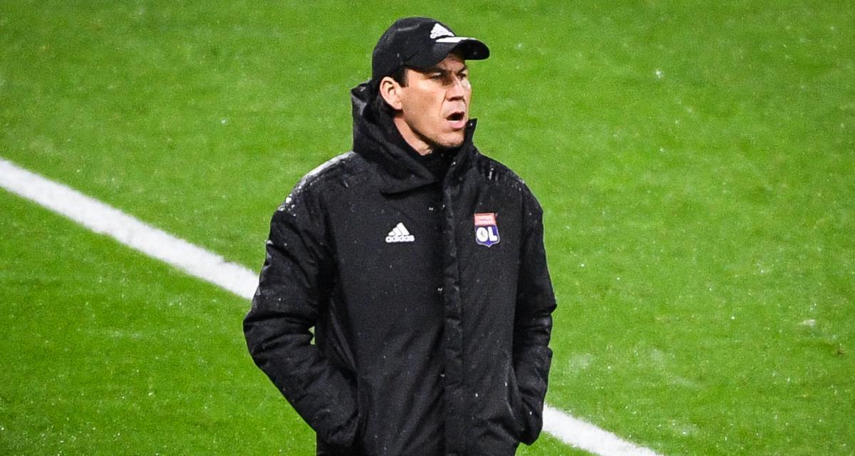 OL : les suspendus, la course à la Ligue des Champions... Rudi Garcia se lâche devant la presse