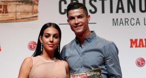 Juventus : Cristiano Ronaldo et Georgina Rodriguez enfreignent à nouveau la loi