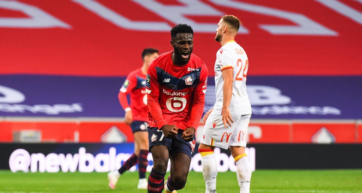 Ligue 1: Lens – Lille, les compos du derby du Nord sont tombées!